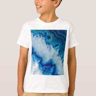 Royally Blue Agate T-Shirt