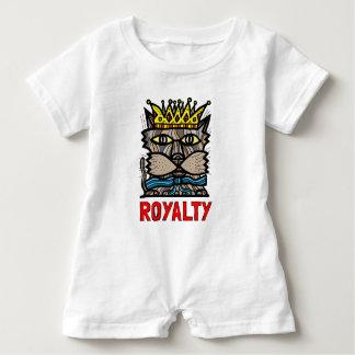"""Royalty"" Baby Romper"