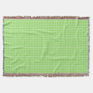 Royalty-Fabrics-Edge-Lime_Unisex Throw Blanket