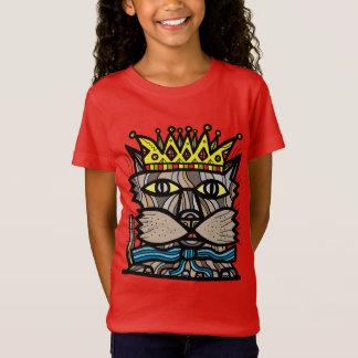 """Royalty"" Girls' Fine Jersey T-Shirt"