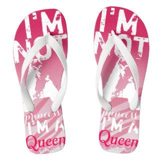 Royalty hierarchy. flip flops