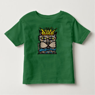 """""""Royalty"""" Toddler Fine Jersey T-Shirt"""