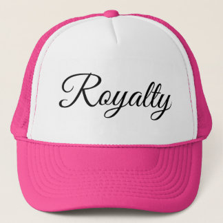 Royalty Trucker Hat