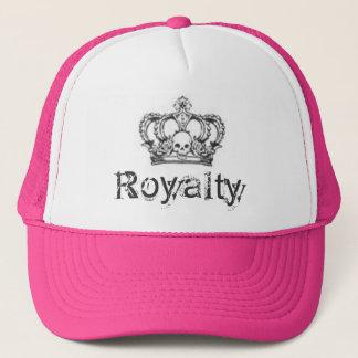 Royalty w/ Crown Trucker Trucker Hat