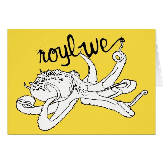 Roylwe Octo Card