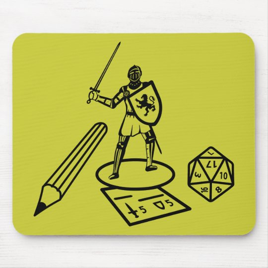 RPG / Boardgame - Mousepad