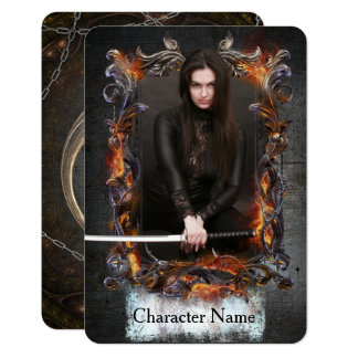 RPG Character Card 2