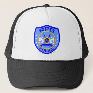 RPG Police Trucker Hat