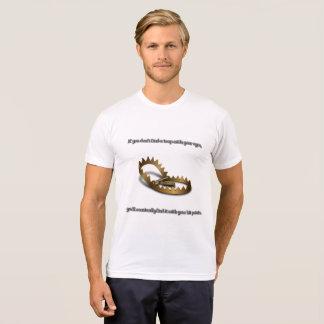 RPG Trap Men's Poly-Cotton Blend T-Shirt