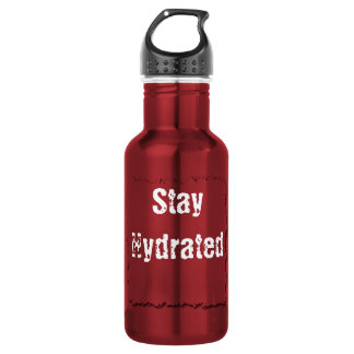 RPGWorld Stay Hydrated Water Bottle