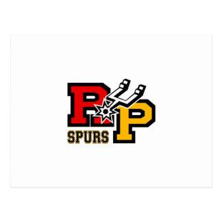 RPPW Spurs Under 12 Postcard