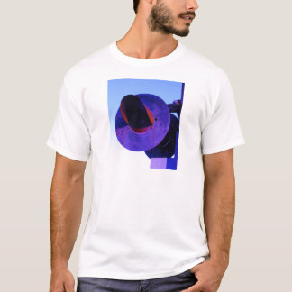 RR crossing signal single lens T-Shirt