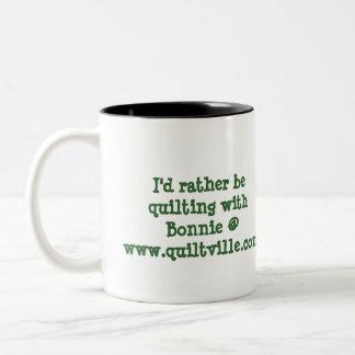 RRCB Two-Tone COFFEE MUG