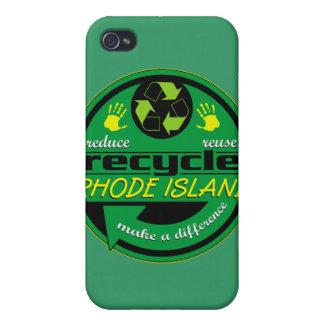 RRR Île de Rhode Coques iPhone 4/4S