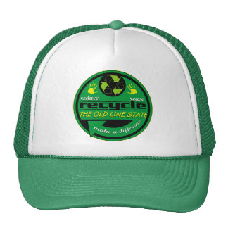 RRR The Old Line State Trucker Hat