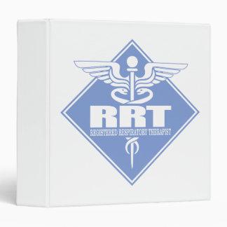 RRT Registered Respiratory Therapist Binder