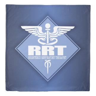 RRT Registered Respiratory Therapist Duvet Cover