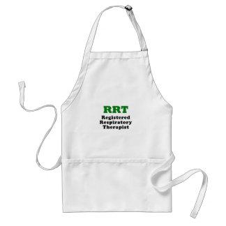 RRT Registered Respiratory Therapist Standard Apron