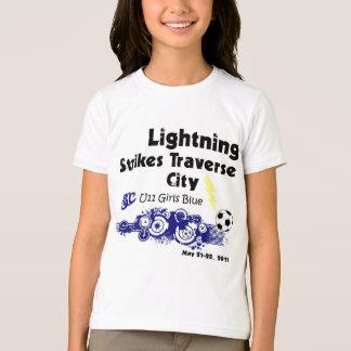 RSC U11 Girls Bue T-Shirt