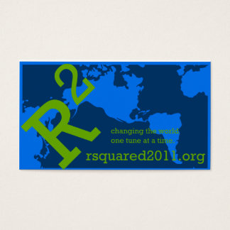 RSquared Business Card