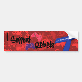 RsR Bumper Sticker
