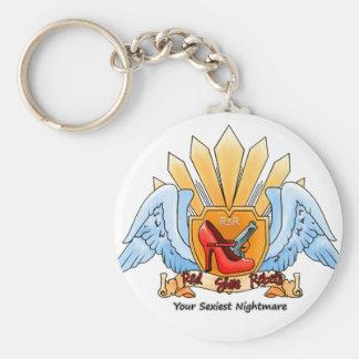 RsR Emblem Keychain