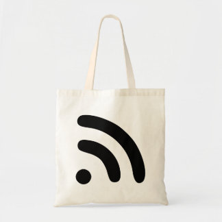 RSS Feed Icon Bags
