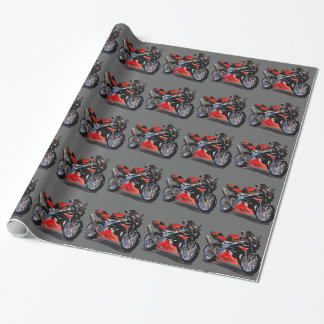 RSV MILLE SUPERBIKE. WRAPPING PAPER