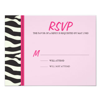 RSVP for Barb Card