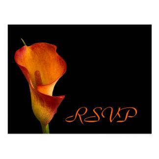 RSVP insert Postcard