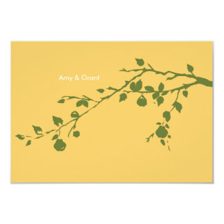 RSVP Mailer Set  - A Great Pear Card
