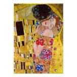 RSVP Response Card; The Kiss by Gustav Klimt Custom Announcements