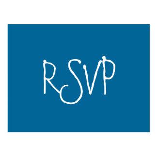 RSVP-Starfish Postcard