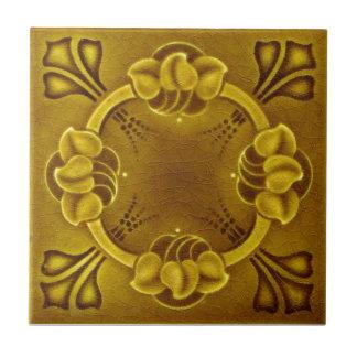 RT052 Faux-Relief Antique Reproduction Tile