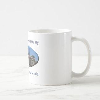 Rt 66 Needles Classic White Coffee Mug