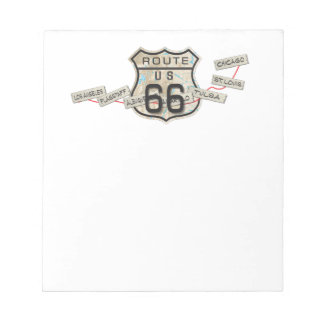 rt 66 notepad