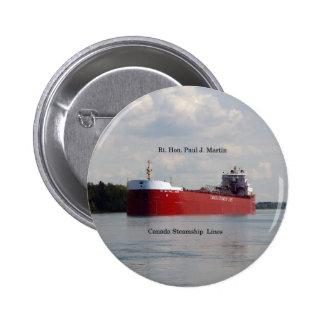Rt. Hon Paul J. Martin button