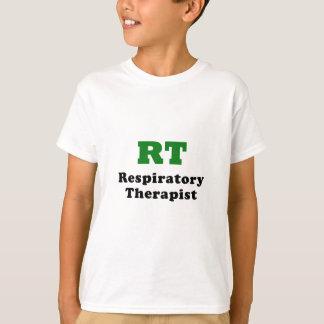 RT Respiratory Therapist T-Shirt