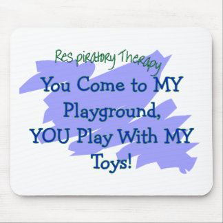 RT You come to MY playground play MY TOYS Mouse Pad