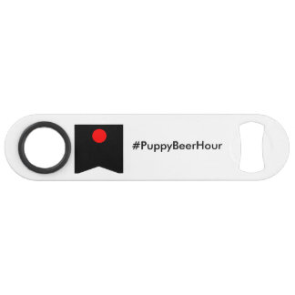 RTARL Official Puppy Beer Hour Bottle Opener Bar Key
