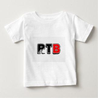 RTB Bold Logo RealTalkwithBrandon Baby T-Shirt