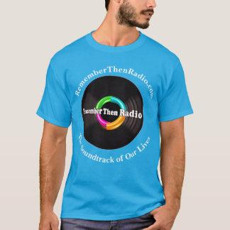 RTR Logo Curved Print T-Shirt