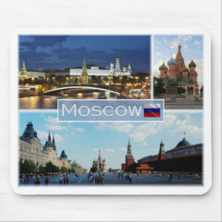 RU Russia - Moscow - Mouse Pad