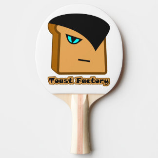 Ruan Toastie White Ping Pong Paddle