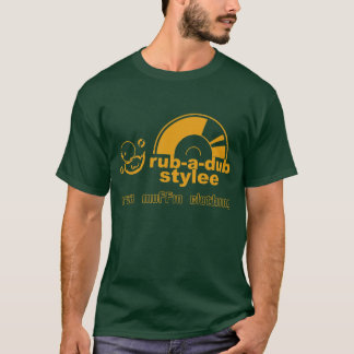 Rub-A-Dub Stylee (Gold) T-Shirt
