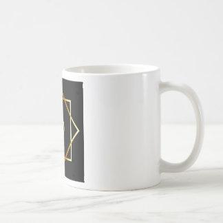 Rub el Hizb symbol- Muslim religious symbol Coffee Mug