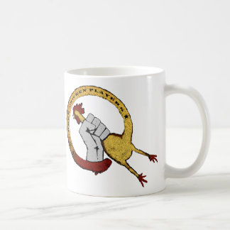 Rubber Chicken Players Mug