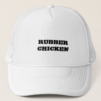 Rubber Chicken Trucker Hat