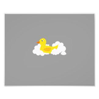 Rubber duck art photo