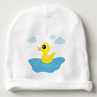 Rubber Duck Baby Beanie